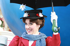 Mary Poppins -- anime nut