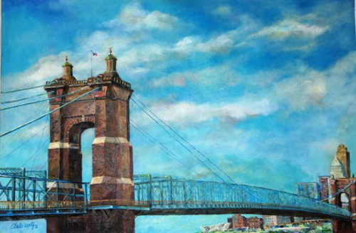 Cincinnati Roebling - Final Signed