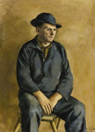 Portrait of Worker 1934