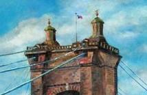 Roebling Top of Tower